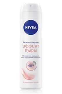 Дезодорант-спрей Эффект пудры, NIVEA