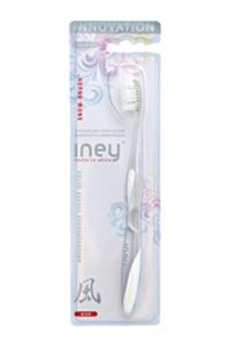 Зубная щетка INEY SNOW-BRUSH W SPLAT