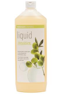 Жидкое мыло для ч. кожи, 1 л Sodasan