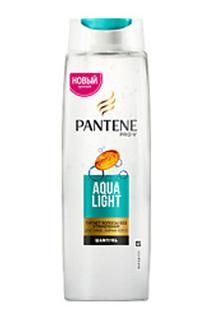 Шампунь Aqua Light, 400 мл PANTENE