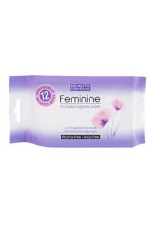 Салфетки для женской интимной BEAUTY FORMULAS