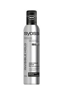 Мусс для волос Invisible Hold, SYOSS