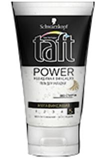 Гель для укладки Power Невидим Taft