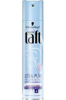 """Лак для волос """"Ультра"""" сверхси Taft"""
