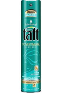 Лак для волос Густые и Пышные, Taft