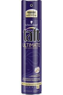 Лак для волос Три погоды Ultim Taft
