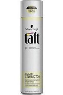"""Лак для волос """"Выбор Стилистов Taft"""