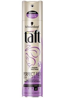 Лак для волос Perfect Flex Taft