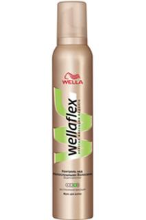 Мусс для волос Wellaflex Контр WELLA