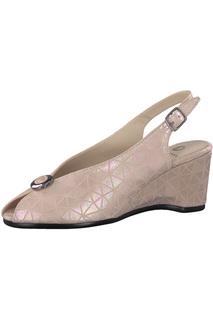 Туфли с ремешками Be natural