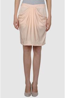 Knee length skirts Love Moschino