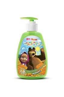 Жидкое мыло для рук питательно Маша и Медведь