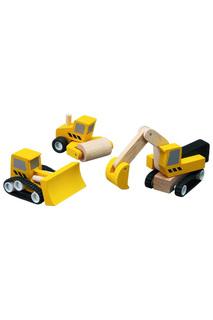 Техника для дороги Plan Toys