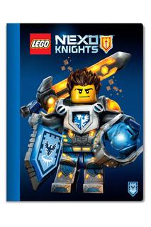 Тетрадь, 100 листов Lego