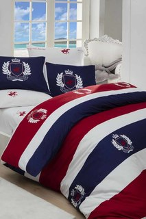 bed linen, 2 SP Beverly Hills Polo Club