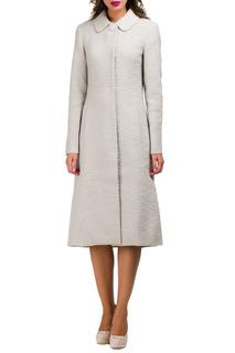 Вязанное пальто Blumarine