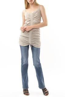Knitted sleeveless T-shirt John Richmond