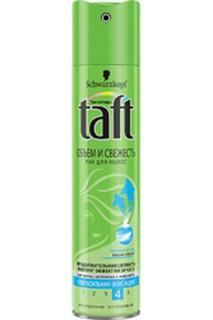 Лак для волос Три погоды Объем Taft