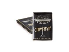 "Декоративный поднос ""Champagne"" Rosanna"