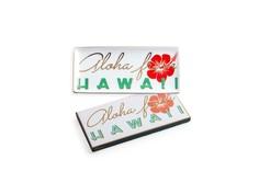 "Декоративный поднос ""Aloha"" Rosanna"