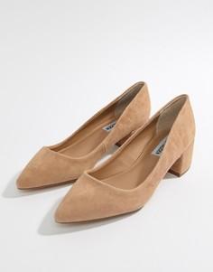Туфли на среднем каблуке Steve Madden - Рыжий