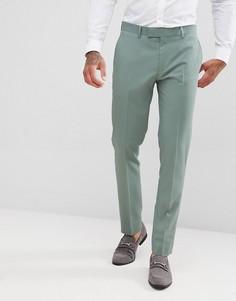 Зауженные брюки мятного цвета River Island - Зеленый