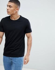 Черная футболка Burton Menswear - Черный