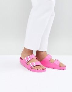Розовые сандалии Birkenstock Arizona Eva - Розовый