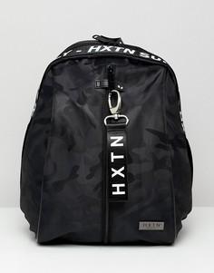 Рюкзак с камуфляжным принтом HXTN Supply Ivy - Черный