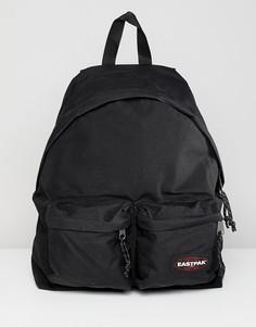 Уплотненный рюкзак вместимостью 22 л Eastpak DoublR - Черный