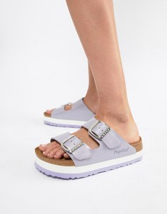 Сандалии Papillio By Birkenstock Arizona - Фиолетовый