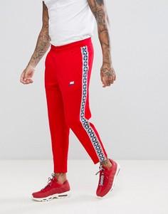 Джоггеры с полосками по бокам Nike AJ2297-657 - Красный