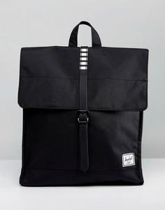 Рюкзак среднего размера Herschel Supply Co City 17л - Черный