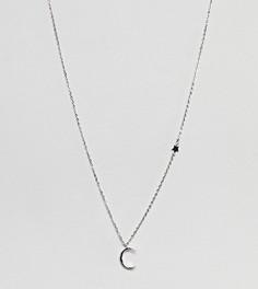 Серебряное ожерелье DesignB London - Серебряный
