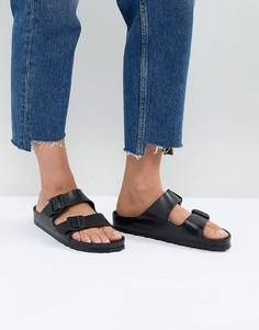 Черные сандалии Birkenstock - Черный