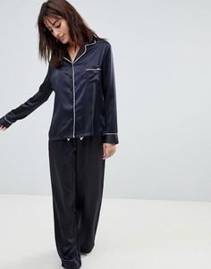 Пижама Bluebella - Черный