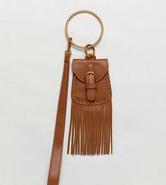 Небольшая сумка Sacred Hawk - Рыжий