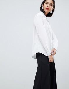 Рубашка в стиле casual от Boss - Белый