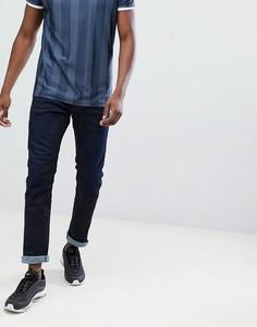 Темные узкие джинсы G-Star D-Staq - Синий