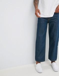 Широкие джинсы Diesel Dagh 084UR - Синий