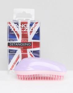 Сиреневая оригинальная щетка для распутывания волос Tangle Teezer - Мульти