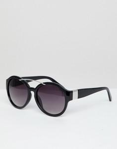Большие солнцезащитные очки Jeepers Peepers - Черный