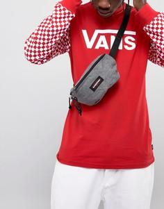 Серая сумка-кошелек на пояс объемом 2 л Eastpak Springer - Серый