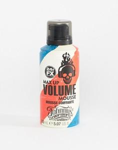 Мусс для придания объема волосам Johnnys Chop Shop Max Up - Бесцветный