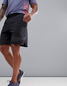Черные шорты с логотипом Nike Training Flex 886292-010 - Черный