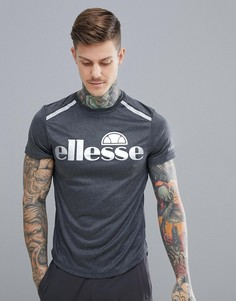Черная футболка ellesse Sport Alton - Черный