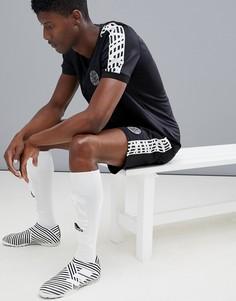 Футбольные шорты ASOS 4505 - Черный