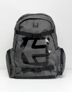 Темно-серая сумка для скейтборда с ремешком Etnies - Серый