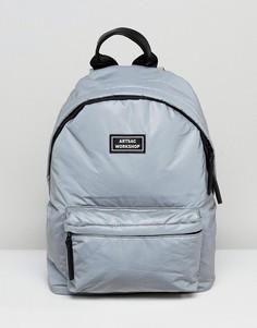 Рюкзак со светоотражающим эффектом Artsac Workshop - Серый