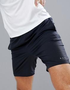 Спортивные шорты ASOS 4505 - Черный